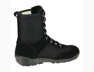 Ботинки Кобра замша, Цвет Black