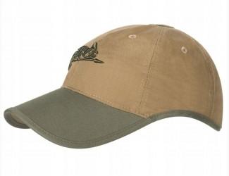 Бейсболка Logo Cap Helikon-Tex, Цвет Coyote/Olive