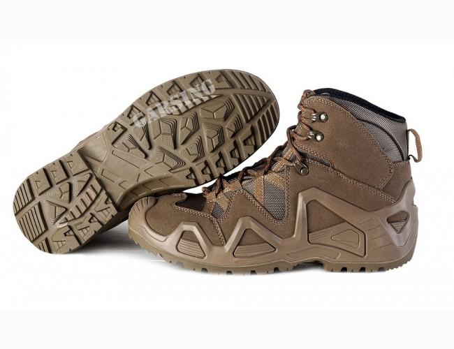 Ботинки Garsing Alligator, Цвет Brown