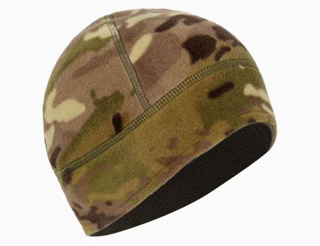 Флисовая шапка мультикам