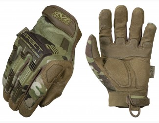 Перчатки Mechanix M-Pact, Цвет Multicam