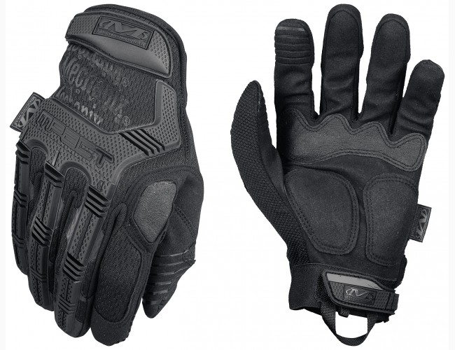 Перчатки Mechanix M-Pact, Цвет Black