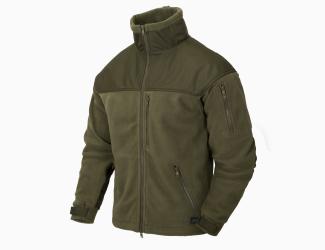 Флисовая толстовка Helikon-Tex Classic Army, цвет Olive