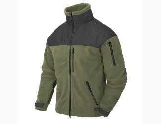 Флисовая толстовка Helikon-Tex Classic Army, цвет Olive/Black