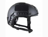 Шлем Fast XP High Cut Helmet, Цвет Black