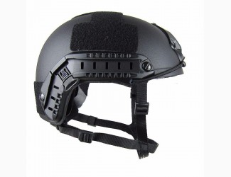 Шлем Fast XP High Cut Helmet, Цвет Black