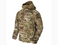 Флисовая куртка Patriot Helikon-Tex, цвет Multicam