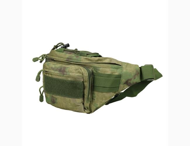 Поясная сумка Kansas, цвет мох