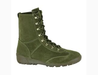 Ботинки Кобра замша, Цвет Olive