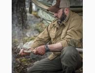 Перчатки Lumber Gloves Helikon-Tex, цвет Brown