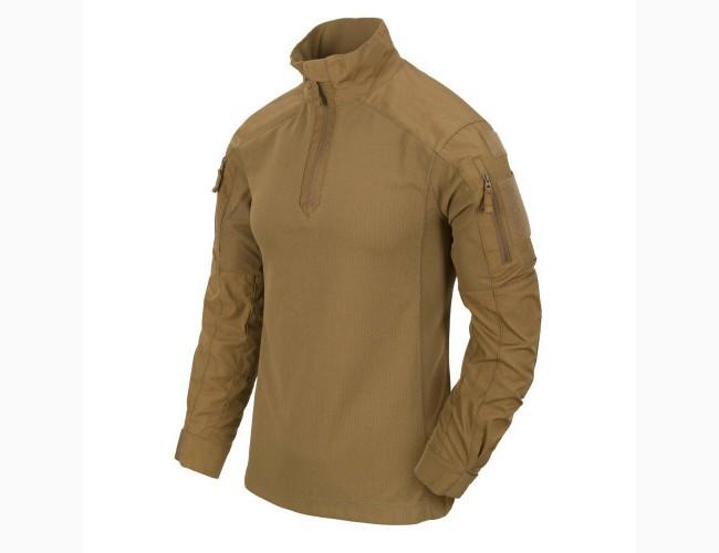 Боевая рубашка Helikon-Tex MCDU Combat, цвет Coyote