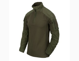 Боевая рубашка Helikon-Tex MCDU Combat, цвет Olive Green