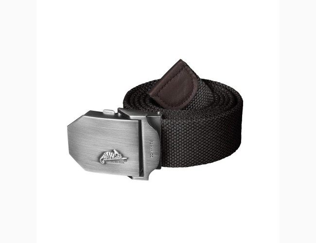 Ремень Helikon-Tex Logo Belt, Цвет Black