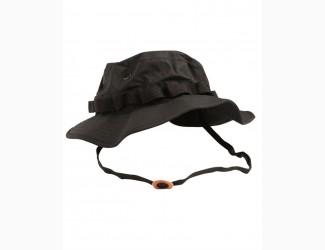 Тактическая панама для жаркого климата Gongtex, цвет Black