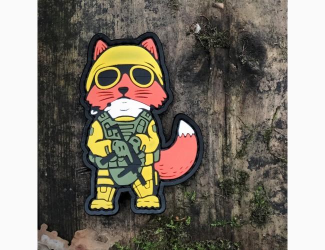 Патч «Fox»