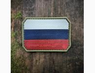 Патч «Россия» ПВХ
