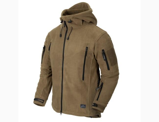 Флисовая куртка PATRIOT Helikon-Tex, цвет Coyote