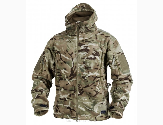 Флисовая куртка Patriot Helikon-Tex, цвет MP CAMO