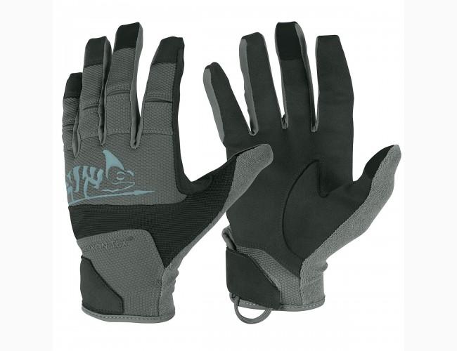 Перчатки Helikon-Tex Range Tactical Gloves, Цвет Grey