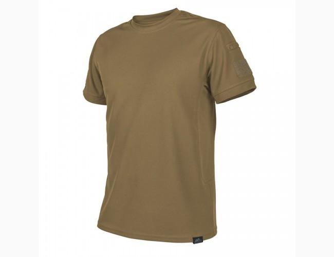 Тактическая футболка Topcool Helikon-Tex, цвет Coyote