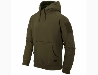 Толстовка Urban Tactical Hoodie (Kangaroo) Helikon-Tex, цвет Green