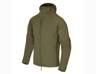 Куртка Urban Hybrid Softshell Helikon-Tex, Цвет Adaptive Green