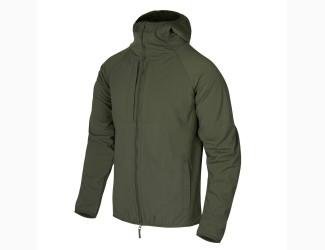 Куртка Urban Hybrid Softshell Helikon-Tex, Цвет Taiga Green