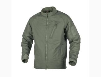 Куртка Wolfhound Helikon, цвет Alpha Green