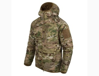 Куртка Wolfhound Hoodie Helikon, цвет Multicam