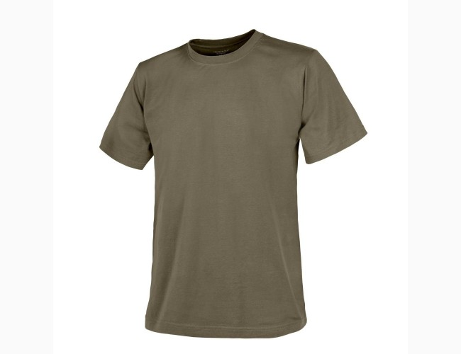 Футболка Helikon-Tex Cotton, цвет Olive Green