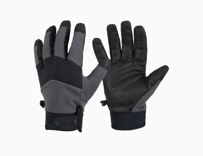 Зимние перчатки Impact Duty Winter Helikon-Tex, цвет Shadow Grey / Black