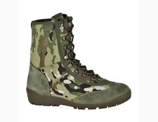Ботинки Кобра замша, Цвет Multicam