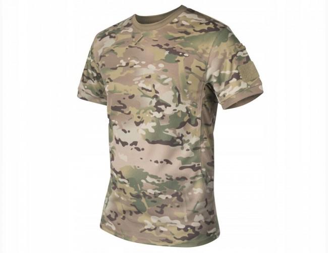 Тактическая футболка Topcool Helikon-Tex, цвет Multicam